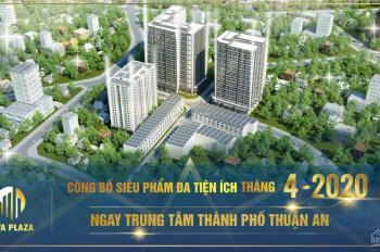 Chính thức nhận đặt chỗ dự án Alva Plaza ngay trung tâm thành phố Thuận An