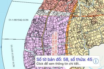 Đất vườn lớn nằm trong quy hoạch đất ở, xã Phú Hữu, Nhơn Trạch, Đồng Nai
