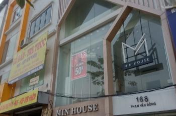 Chính chủ muốn bán hoặc cho thuê nhà mặt phố 168 Phạm Văn Đồng
