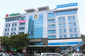 Cho thuê văn phòng hạng B 292 Tây Sơn - Tòa nhà Kinh Do Building diện tích 50m2, 70m2, 100m2