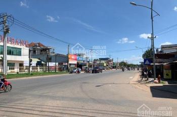 Bán đất tại thị trấn Chơn Thành 2 lô (48x50m, 2400m2) giá 590 tr/lô sổ riêng mặt tiền ngay KCN