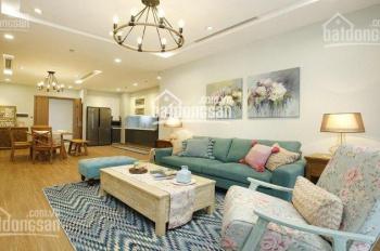 Cho thuê chung cư HH2 Bắc Hà, 133m2, 3PN, full đồ xịn, 12tr, LH Phượng 0384008351