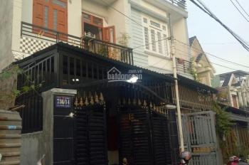 Nhà bán ngay trung tâm Thủ Dầu Một, sổ hồng thổ cư chính chủ