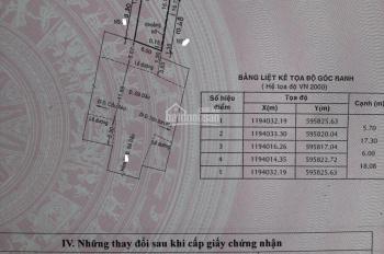 Cần bán gấp MTKD đường Gò Dầu, P Tân Sơn Nhì, DT 6x18 vuông vức giá từ 19 tỷ giảm còn 17.2 tỷ TL