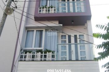 Nhà MT Phạm Văn Đồng 4x16m, trệt 2 lầu 4 phòng ngủ 3WC, giá: 20 triệu/tháng