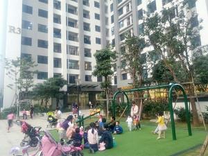Cho thuê diện tích 500m2 làm spa tại Goldmark City, LH 0915 169 936