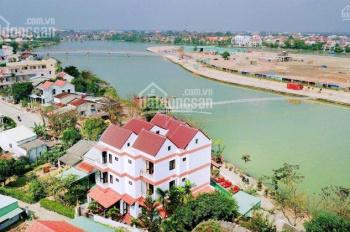 Bán đất 3 mặt tiền, 1 mặt mặt tiền sông Sài Gòn, 2 MT nội bộ, 180m2. Giá 14.5 tỷ