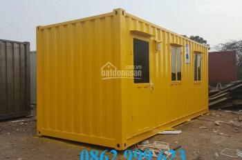 Cho thuê container kho, container văn phòng cũ giá rẻ