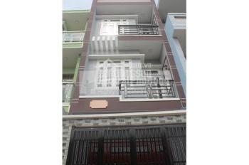 Nhà mới xây chưa ở, Gò Dầu, Tân Phú, 5x15m, 2 lầu, hẻm 8m. Giá chỉ 18tr