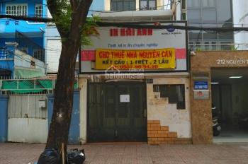 Cho thuê nhà mặt tiền Hoàng Hoa Thám, gần THPT Nguyễn Chí Thanh
