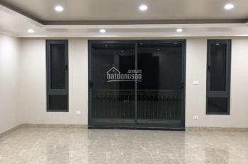 Nhà mới phố Giang Văn Minh 70m2x9 tầng mặt tiền 6,5m sàn thông giá 50tr/th có điều hòa, thang máy