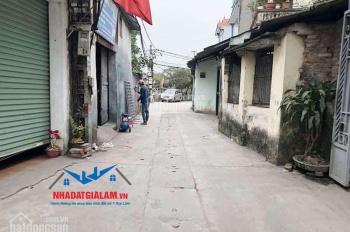 Bán đất ngõ Cửu Việt 2, Trâu Quỳ, Gia Lâm, DT 51.4m2, MT 4,5m, đường 3m, hướng TB