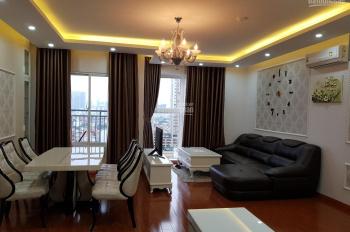 Bán căn hộ Thủ Thiêm Sky, 1 PN, lầu cao, view Landmark, đã có sổ giá 1.7 tỷ, LH 0985.05.27.38