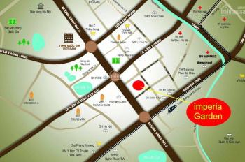 Cần bán sàn văn phòng 130 m2 tại trung tâm quận Thanh Xuân giá 29 triệu/1m2 đầy đủ điều hòa
