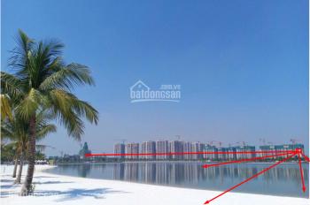Căn hộ 3PN + 1 ban công Đông Nam, view trọn biển hồ, đẹp nhất dự án Vinhomes Ocean Park 0866616869