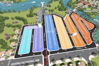 Bán đất đường Số 1 cầu Ông Nhiêu khu dân cư đông đúc, Long Trường, Q9 giá 1 tỷ 8; SHR, 0906.349.031