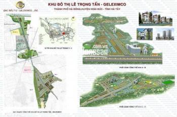 Chuyên tư vấn, mua bán liền kề, biệt thự, của dự án Geleximco, Lê Trọng Tấn, Hà Đông, Hà Nội