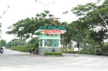 Đất chính chủ đối diện cổng A KCN Đông Nam Củ Chi 674m2/300m thổ cư, giá 6,5 tỷ