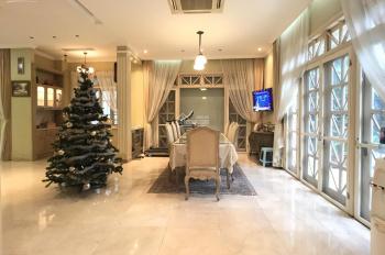 Cho thuê một trong những căn biệt thự rộng và đẹp nhất Ciputra, cạnh trường USNIS