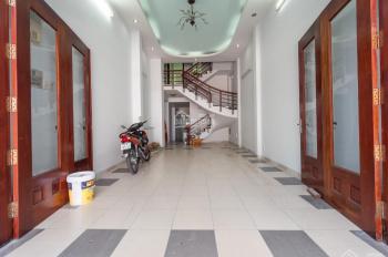 Cho thuê nhà 2 MT Tân Sơn Nhì, Tân Phú, hầm + 8 lầu, làm trường, CHDV, karaoke, VP công ty 21 phòng