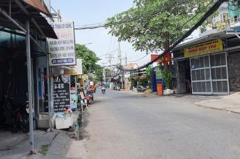 Nhà mặt tiền cần bán đường Bùi Quang Là, P12, Gò Vấp DT: 4 x 19m, nhà cấp 4, giá 7 tỷ 090 tr