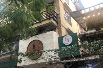 Cho thuê nhà mặt phố Dã Tượng 4.5 tầng, 43 m2, mặt tiền 4m, ba mặt thoáng