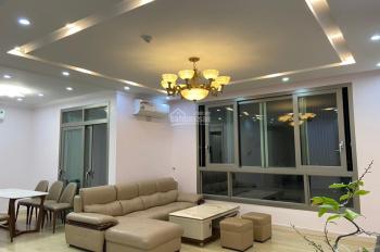 Cho thuê căn 3PN, 136m2, đủ nội thất tại chung cư Hyundai Hillstate Hà Đông, giá 12tr/tháng