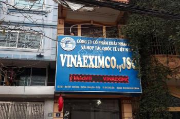 Cho thuê nhà riêng 8 tầng làm văn phòng tại Kim Giang, Đại Kim