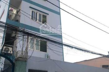 Bán nhà mặt phố 105 Lê Lăng, Tân Phú, 6.5x23m, N. H 7m, 26PN, giá 13,5 tỷ