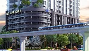 Cho thuê chung cư FLC Quang Trung - Hà Đông, 2 PN, 75m2, giá 7tr/th. LH: 0936846849 gặp Hạnh