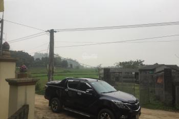 Cần bán lô đất 3900m2 đã có tường bao xung quanh giá rẻ nhất tại Liên Sơn, Lương Sơn, HB