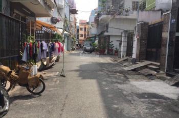 Bán nhà đường Lê Thận (ngay chợ Hiệp Tân), DT 6x20m
