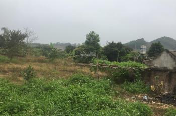 Cần bán lô đất 1100m2 đã có tường bao xung quanh vị trí đắc địa tại Vân Hòa, Ba Vì, Hà Nội
