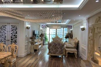 Chính chủ cần cho thuê căn hộ chung cư N04 Đông Nam Trần Duy Hưng 134 m2, 3 phòng ngủ, đủ nội thất