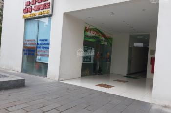 Cho thuê kiot kinh doanh tầng 1 An Bình City, diện tích 50m2 giá 15tr/th
