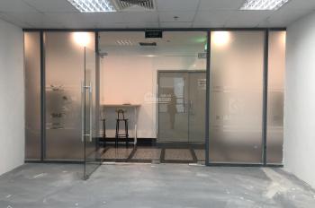 Cho thuê làm văn phòng toà Icon4 Tower Đê La Thành - Kim Mã 100m2 đến 300m2 giá 26 tr/th