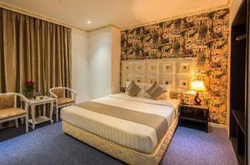 Q. Phú Nhuận, Trương Quốc Dung - hotel 3 sao chuẩn 48 PN, hình thật 100% có ưu đãi mùa dịch