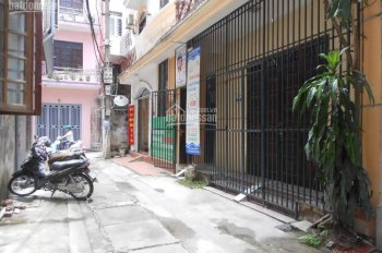Tôi cho thuê nhà ngõ ô tô Tôn Đức Thắng - kinh doanh tốt, cách mặt phố 10m