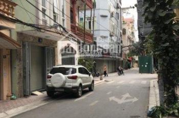 Bán nhà mặt ngõ phố Đỗ Quang Nguyễn Thị Định Trần Duy Hưng Trung Hòa Cầu Giấy dt 52 m2, giá 12,8 tỷ