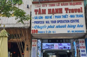 Nhà mặt tiền cực hot đoạn 2 chiều Nguyễn Trãi, Phường 8, Quận 5, DT 4x17m, 2 lầu