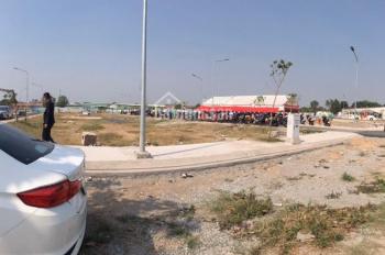 Bán đất mặt tiền Trần Văn Chẩm, huyện Củ Chi, 100m2, giá 1.5 tỷ, SHR công nhận đủ
