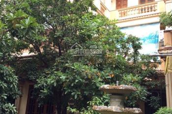 Cho thuê nhà mặt ngõ rộng 2,5m Trương Định, 75m2 x 3 tầng, 3PN, giá 8 triệu