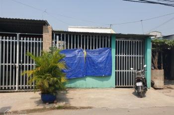Nhà MT đường Huỳnh Thị Na DT 5.6x26m gần chợ Đông Thạnh, Hóc Môn