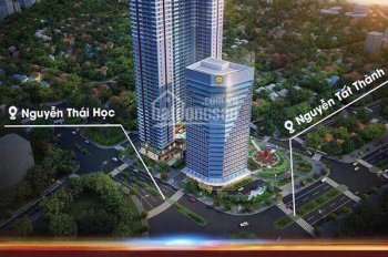 Căn hộ cao cấp Quy Nhơn Grand Center Nguyễn Tất Thành, giá 1,8tỷ, CK tới 18%, F1 từ CĐT Hưng Thịnh