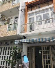 Bán nhà mặt tiền Trần Thủ Độ, P Phú Thạnh, Q Tân Phú, giá 4 tỷ