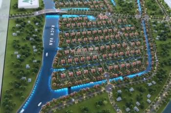 Đất nền biệt thự nhà vườn Q9, view sông saigon garden villas, hàng cđt, giá 21tr/m2, LH: 0909517587