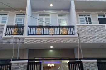 Bán nhà hẻm xe hơi 6m SHR: 3,2 x 13m, 2 lầu, sân thượng, 4PN, Lê Văn Lương, Nhà Bè