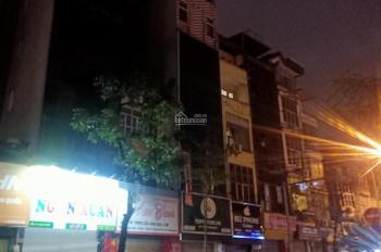 Bán nhà 3 tầng 135m2 mặt phố Khâm Thiên lô góc giá hạt rẻ 30 tỷ