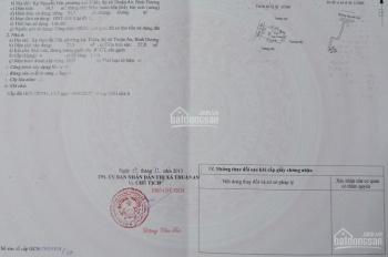 Tôi bán căn nhà cấp 4 đẹp dt 55m2 (5x11m) cách chợ Lái Thiêu chỉ 200m, giá 1.7 tỷ sổ hồng riêng