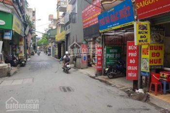 Hiếm, bán nhà mặt phố kinh doanh sầm uất, 2 mặt thoáng, Định Công, Hoàng Mai, 50m2, chỉ 5.5 tỷ
